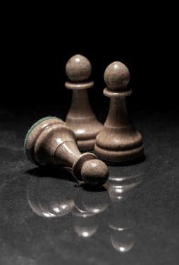 Jaroslaw Blaminsky Pawns on marble