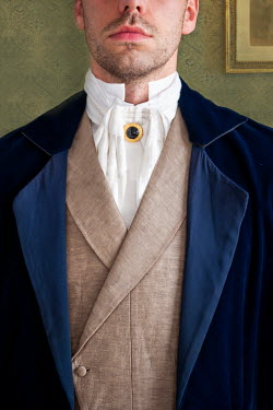 Lee Avison regency man detail