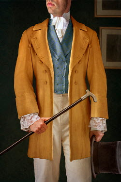 Lee Avison regency man mid section