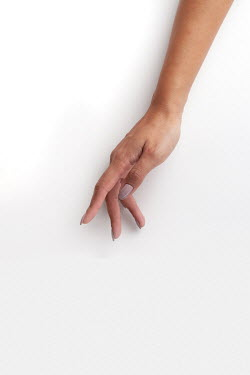 Kerstin Marinov FEMALE HAND FROM ABOVE