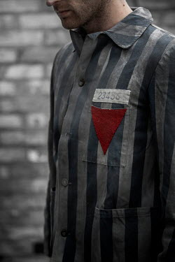 CollaborationJS MAN IN CONCENTRATION CAMP UNIFORM
