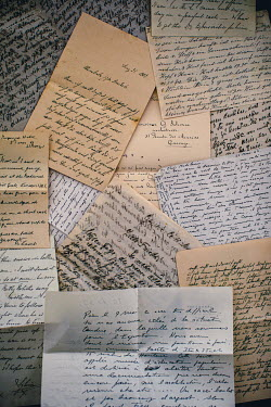 Des Panteva COLLECTION OF LETTERS FROM ABOVE
