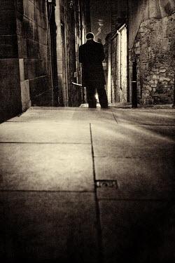 Laurence Winram MAN STANDING IN STREET