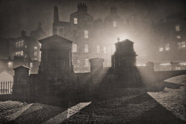 Laurence Winram HOUSES AT NIGHT