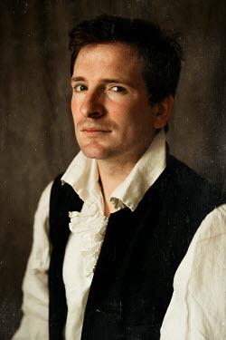 Shelley Richmond HISTORICAL MAN IN SHIRT AND WAISTCOAT