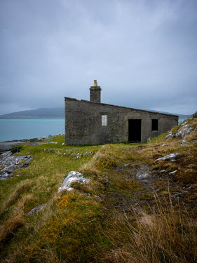 David Baker OLD STONE HOUSE BY WATER