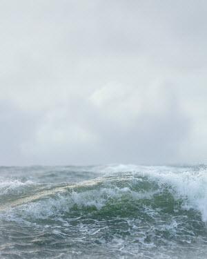 David Baker SEA WITH FOAMY WAVE