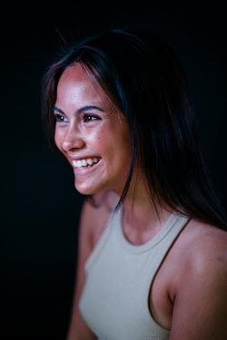 Shelley Richmond SMILING YOUNG PRETTY ASIAN GIRL