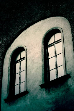 Joanna Jankowska EXTERIOR OF OLD BUILDING WITH ARCHED WNDOWS