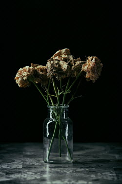 Magdalena Russocka bouquet of dried roses