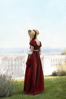 Ildiko Neer Regency woman standing in garden