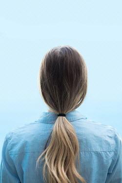 Ildiko Neer Young woman with ponytail