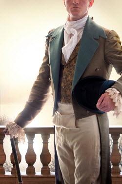 Lee Avison regency man