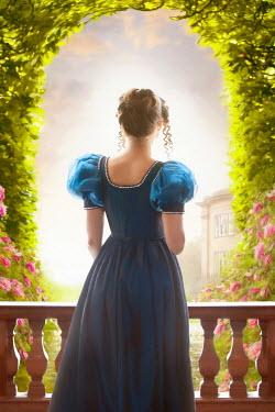 Lee Avison regency woman