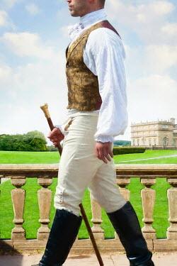 Lee Avison anonymous regency man walking