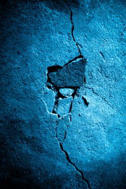 Natasza Fiedotjew close up of cracked concrete