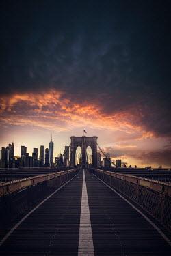 Evelina Kremsdorf Brooklyn Bridge. New York City, NY, USA.