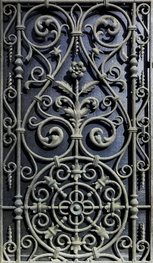 Jaroslaw Blaminsky Wrought iron gate