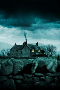 Stephen Mulcahey House under clouds