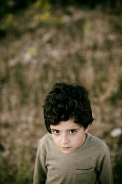 Mohamad Itani Boy in field