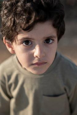 Mohamad Itani Portrait of boy