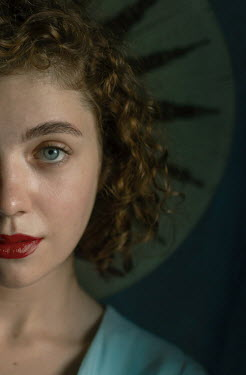 Svitozar Bilorusov Portrait of young woman