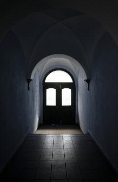 Jaroslaw Blaminsky Doors to apartment building