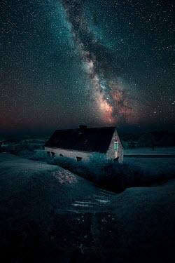 David Keochkerian Stars above house