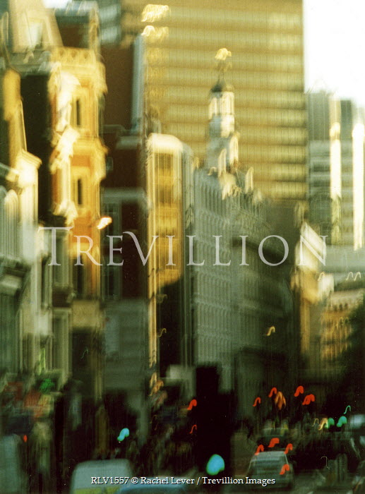 Rachel Lever LONDON CITY STREET Specific Cities/Towns