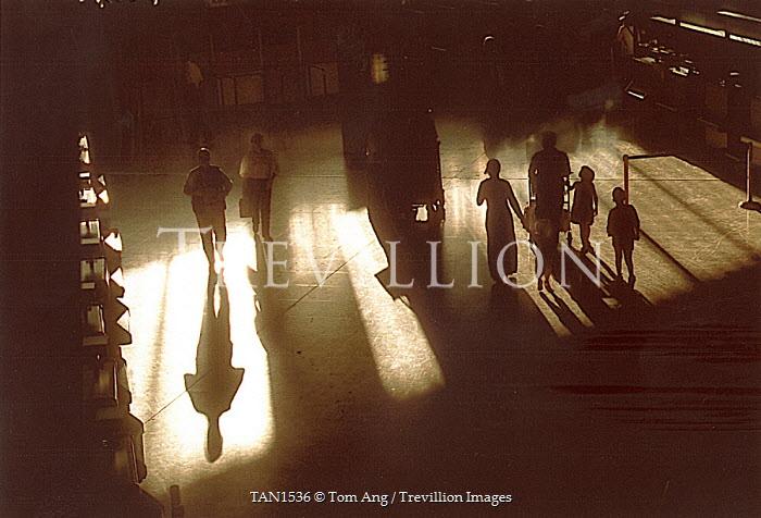 Tom Ang Groups/Crowds
