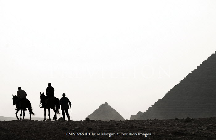 Claire Morgan PYRAMIDS IN EGYPT Miscellaneous Buildings