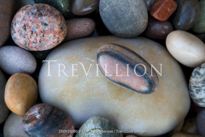 David Henderson BEACH PEBBLES Miscellaneous Objects