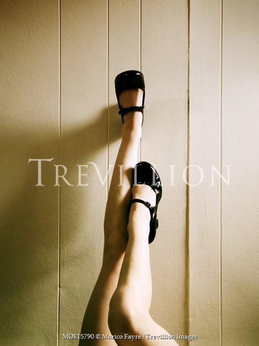 Marico Fayre WOMAN'S LEGS Body Detail