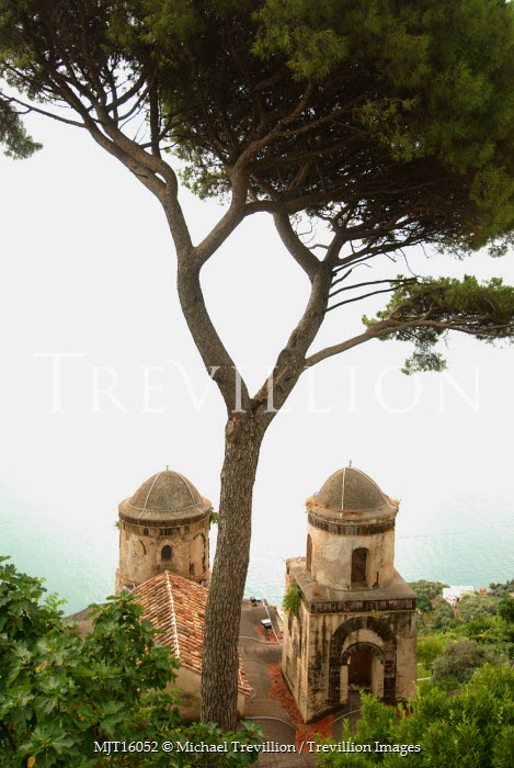 Michael Trevillion TOWERS BY SEA IN ITALY Miscellaneous Buildings