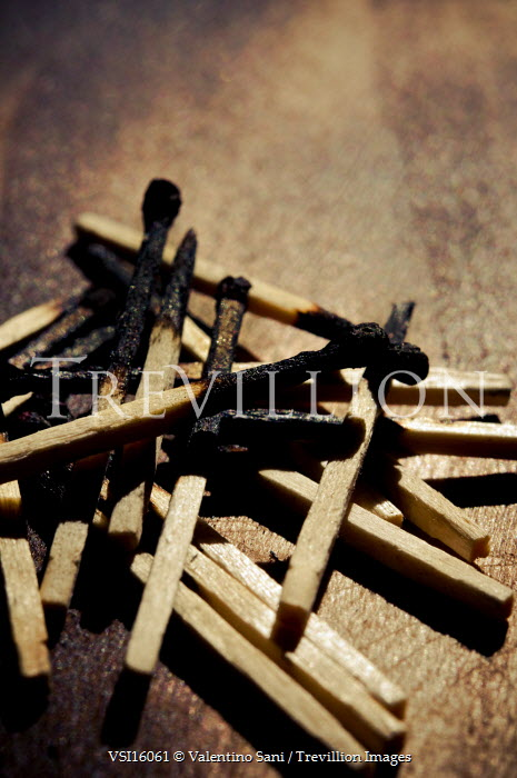 Valentino Sani BURNT MATCHES Miscellaneous Objects
