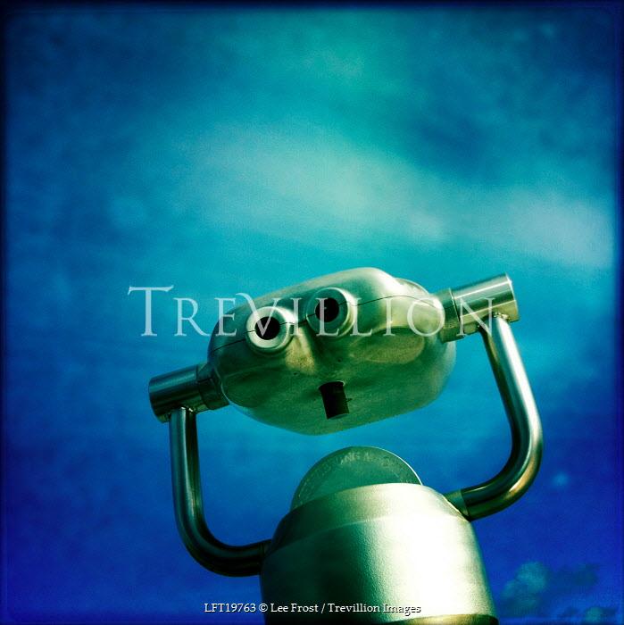 Lee Frost METAL TELESCOPE Miscellaneous Objects