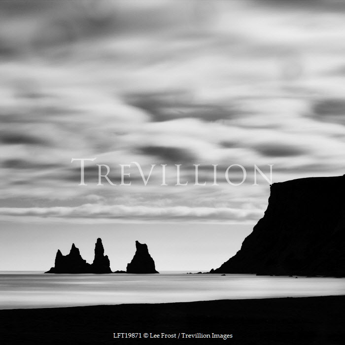 Lee Frost dark seascape Seascapes/Beaches