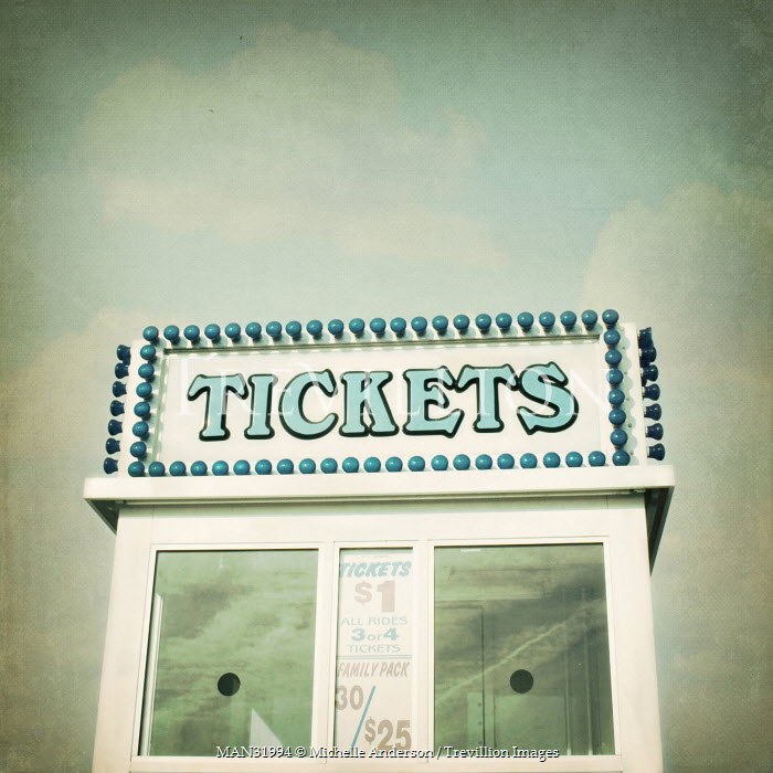 Michelle Anderson AMERICAN FAIRGROUND TICKET OFFICE Miscellaneous Buildings