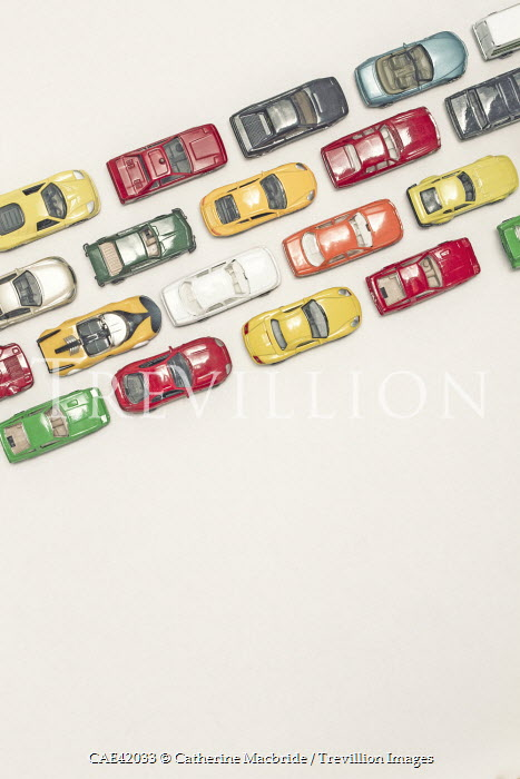 Catherine Macbride TOY CARS Miscellaneous Objects