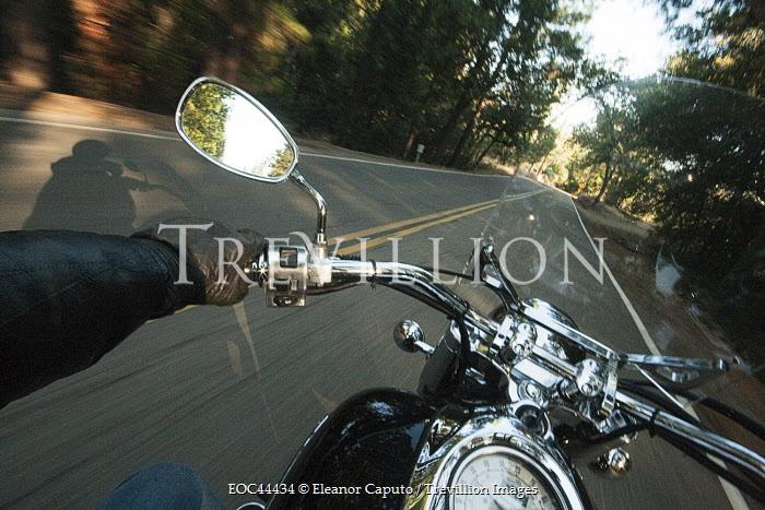Eleanor Caputo MALE HAND STEERING VINTAGE MOTORBIKE Miscellaneous Transport
