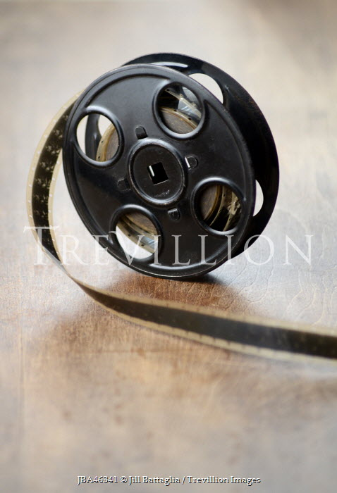 Jill Battaglia VINTAGE FILM REEL Miscellaneous Objects