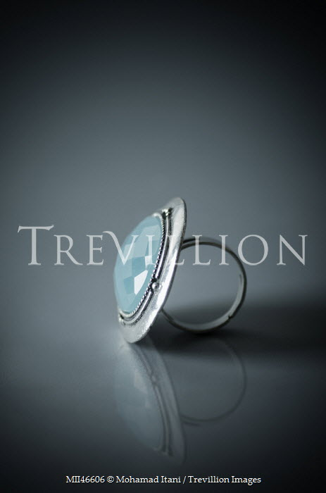 Mohamad Itani SILVER RING WITH REFLECTION Miscellaneous Objects