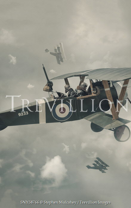 Stephen Mulcahey WW1 FIGHTER PLANES Miscellaneous Transport