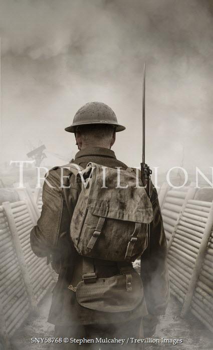 Stephen Mulcahey FIRST WORLD WAR SOLDIER Men