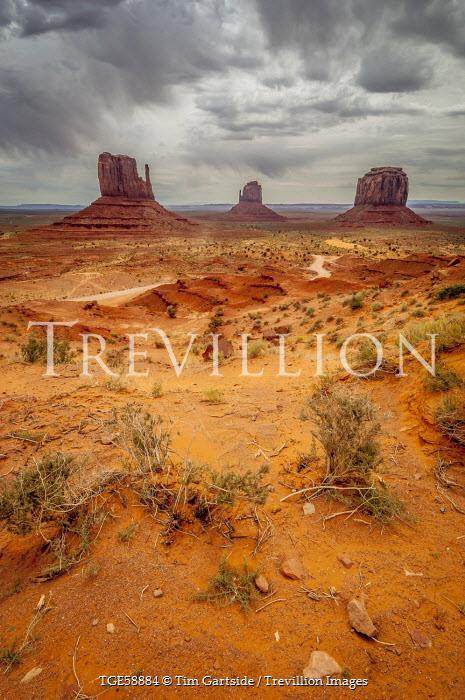 Tim Gartside GIANT ROCKS IN RED DESERT Desert