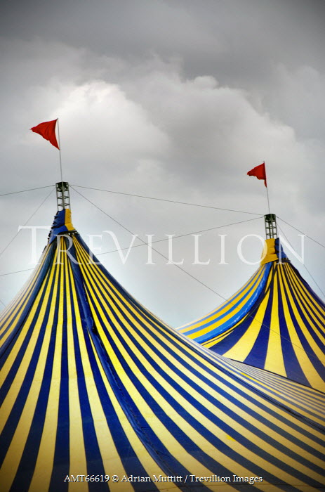 Adrian Muttitt STRIPED CIRCUS TENTS Miscellaneous Buildings