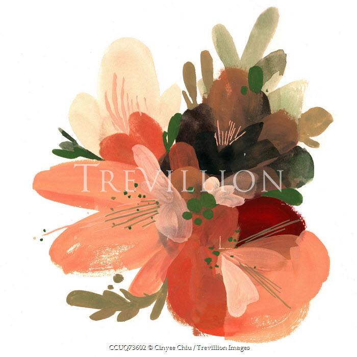 Cinyee Chiu BOUQUET OF FLOWERS