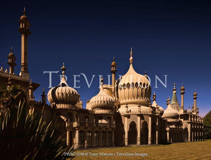 Tony Watson Brighton Royal Pavilion in summer Miscellaneous Buildings