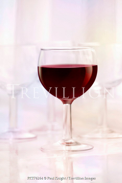 Paul Knight GLASS OF RED WINE Miscellaneous Objects