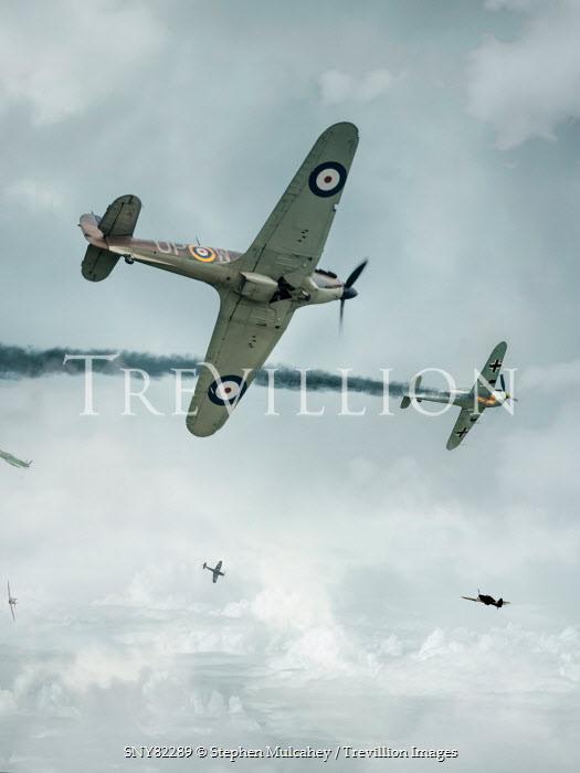Stephen Mulcahey world war two aeroplanes Miscellaneous Transport